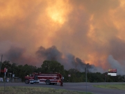 thumbs bastrop fires Photo Gallery